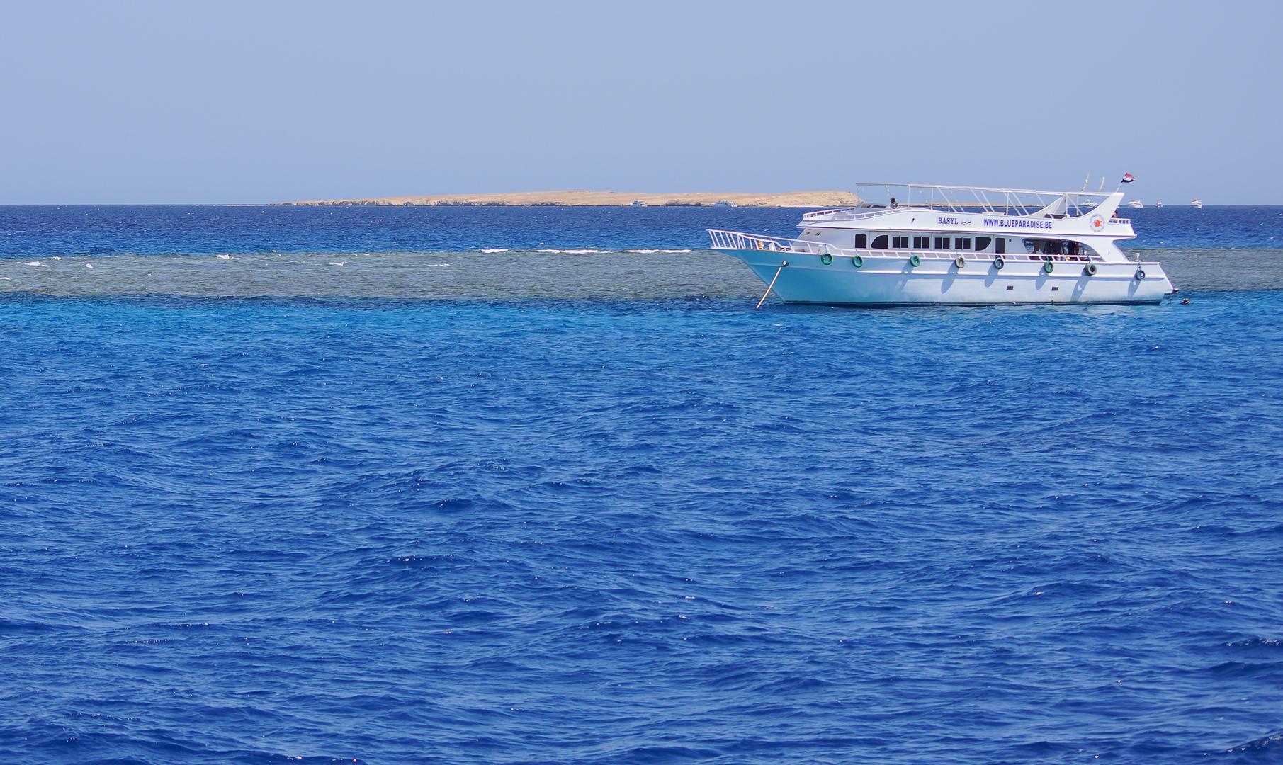 Коралловый риф Гота Абу Рамада